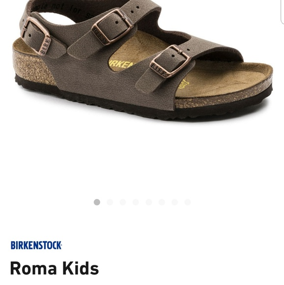 New Kids Birkenstocks NWT